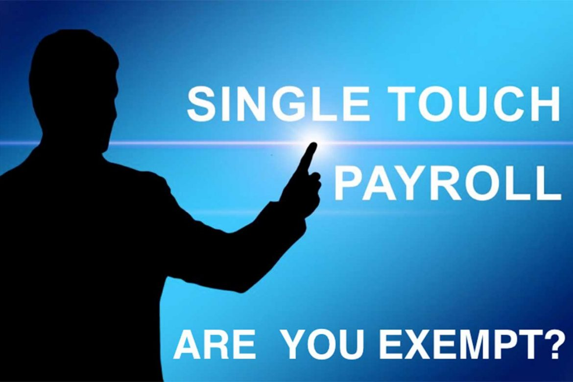 Single Touch Payroll Specialist Canberra